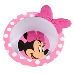 Plato Sopa Minnie Mouse