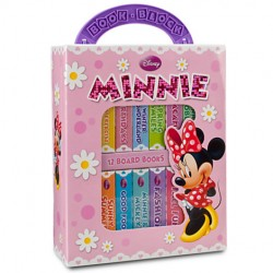 Set Libros Minnie